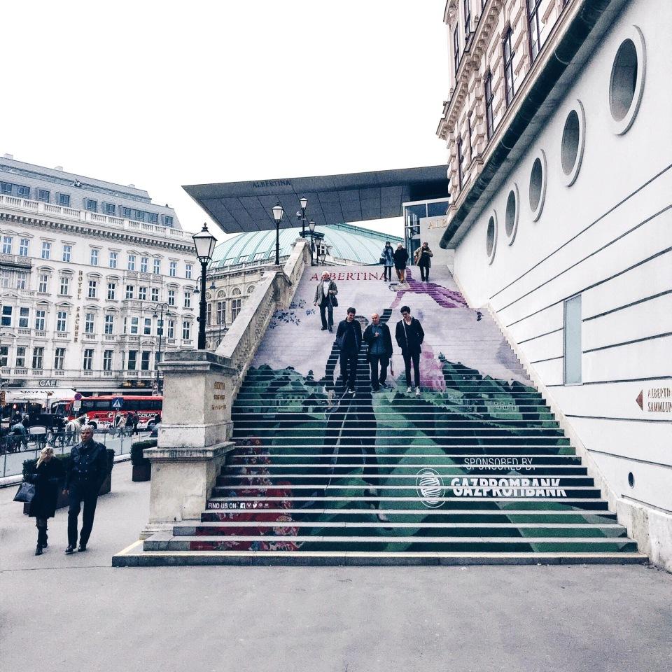Albertina Vienna travel