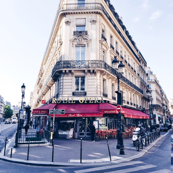 Travel to Paris France city